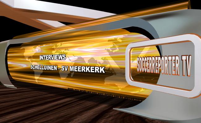 Interviews Schelluinen - sv Meerkerk
